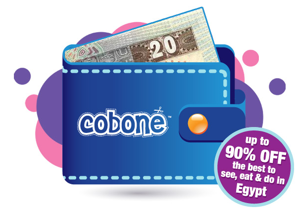 Cobone free 20 LE offer
